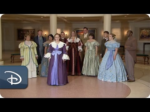Frozen's 'Let It Go' by Epcot's Voices of Liberty   Walt Disney World