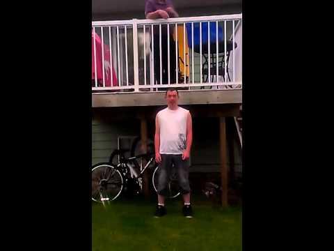 Alex Fletcher ice bucket challenge