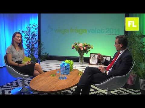 Föräldrarnas frågor: Bli hemmafru! Ulf Kristersson (m) svarar. Valet 2014 på Familjeliv.se