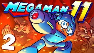 Jirard the Completionist and I discuss the finer points of Mega Man...
