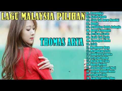 LAGU MALAYSIA TERBARU THOMAS ARYA PALING DIPUJA