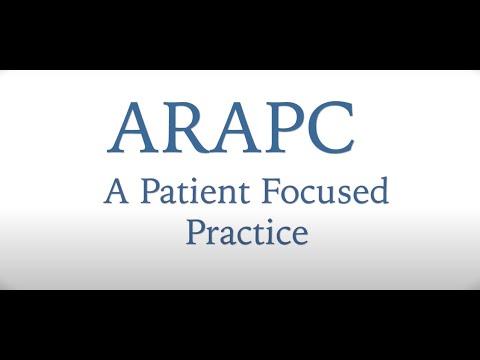 Award-Winning Arthritis & Rheumatology Practice   ARAPC