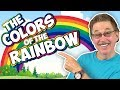 Colors of the Rainbow   Color Song for Kids   Learning the Colors   Jack Hartmann