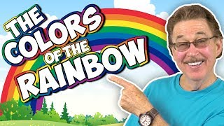 Colors of the Rainbow | Color Song for Kids | Learning the Colors | Jack Hartmann