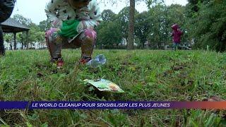 Yvelines   Le World Cleanup pour sensibiliser les plus jeunes