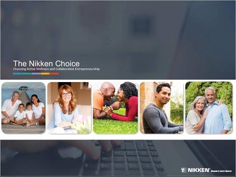 The Nikken Choice w/ Ben Woodward - April 7, 2016