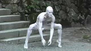 Butoh Dance Performance in Japan thumbnail