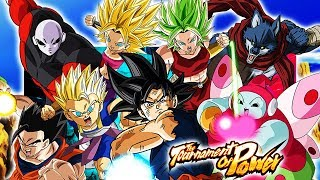 IT'S FINALLY OUT! NEW DRAGON BALL SUPER TOURNAMENT OF POWER PACK OPENING! | DBS TCG
