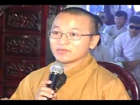 Văn tế thập loại chúng sinh 03: Tế vua quan và mệnh phụ (16/09/2008) Thích Nhật Từ
