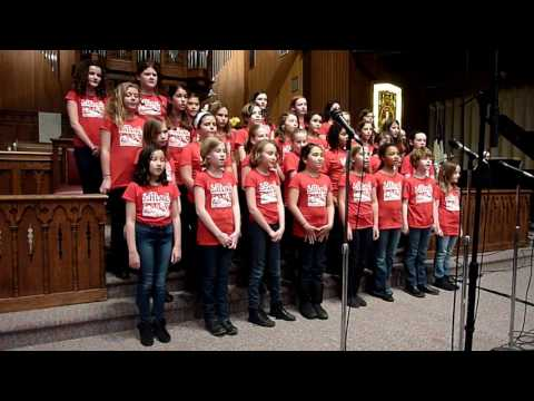 Shine Children's Chorus: SPACE ODDITY,...
