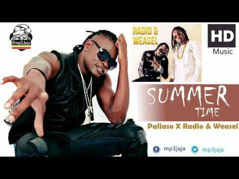 Summer Time - Pallaso featuring  Radio & Weasle New Ugandan Music