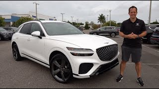 Is the ALL NEW 2022 Genesis GV70 a performance SUV worth the price?