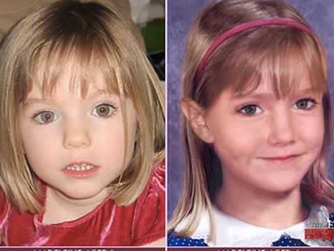 madeleline mccann at 6 years old
