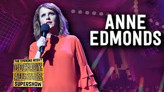 Anne Edmonds (intro) - Opening Night Comedy Allstars Supershow 2018