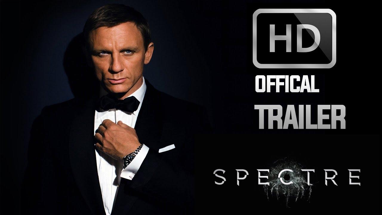 007 Contra Spectre Spectre 2015 Trailer Hd Dublado Youtube