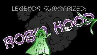 Legends Summarized: Robin Hood