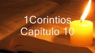 1ª carta de Pablo a los Corintios: Audio libro completo