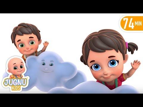 Badal Raja hindi nursery rhymes for kids | Best hindi rhymes collection for children