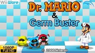 Dr. Mario - WiiWare Wii Gameplay 1080p (Dolphin GC/Wii Emulator)