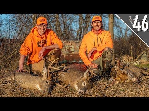 3 BUCKS IN UNDER 5 MINUTES! Wisconsin Deer Camp