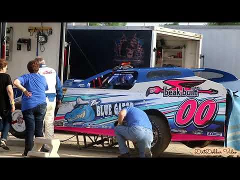 East Bay Raceway Park Pits  6/16/18
