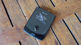Hands on with the Motorola razr
