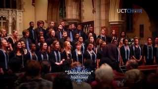 Shosholoza - UCT Choir 2014