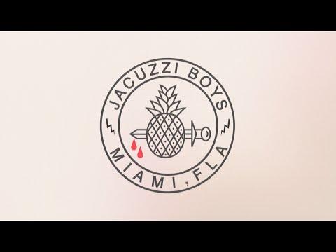 Jacuzzi Boys - Crush (Official Audio)