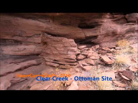 Grand Canyon Native American Archaeological Sites