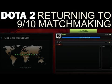 dota 2 low priority matchmaking