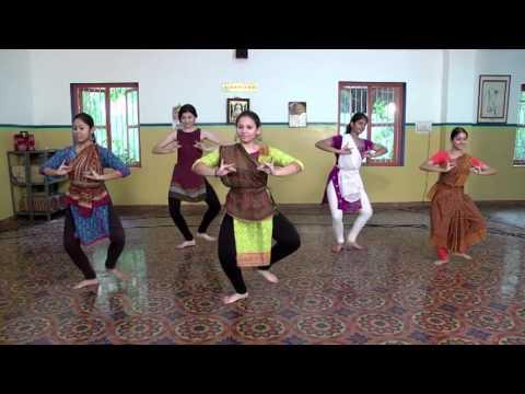 World Culture Festival Bharatanatyam final