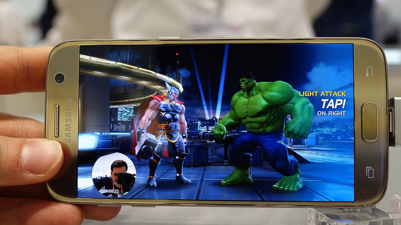 Image result for samsung galaxy s7 playing games