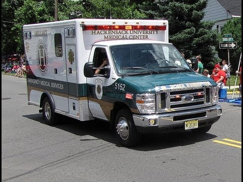 Hackensack UMC Ambulance & Paramedics/ALS