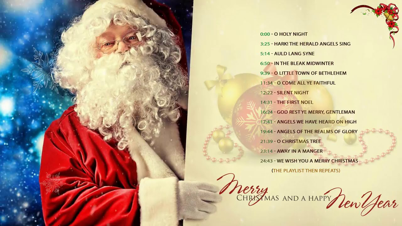 3 Hour of Christmas Music | Instrumental Christmas Songs Playlist ...