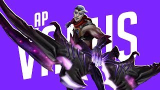 Doublelift - So this is why people play AP VARUS (feat. BIOFROST)