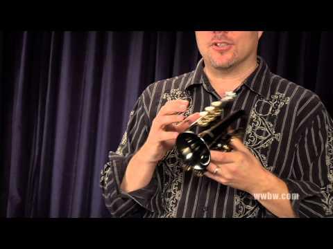 Allora MXPT-5801 Pocket Trumpet