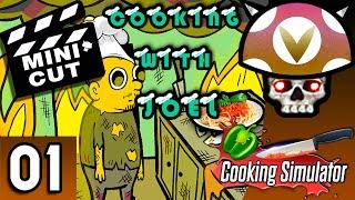 [Vinesauce] Joel - Cooking Simulator Mini-Cut #1