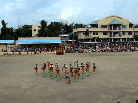 ALC BALAMBAN DRUM AND LYRE CORPS...GRAND CHAMPION PAUGNAT SA KUSOG 2015