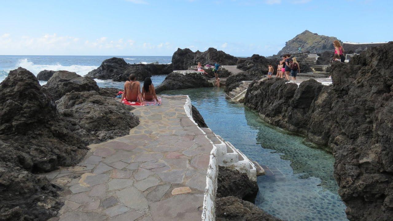 Garachico piscinas naturales natural pools piscines for Piscinas garachico