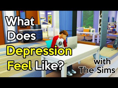 What does depression feel like? You might be surprised