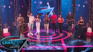 Champion Stars Unlimited | 02nd October 2021 Thumbnail