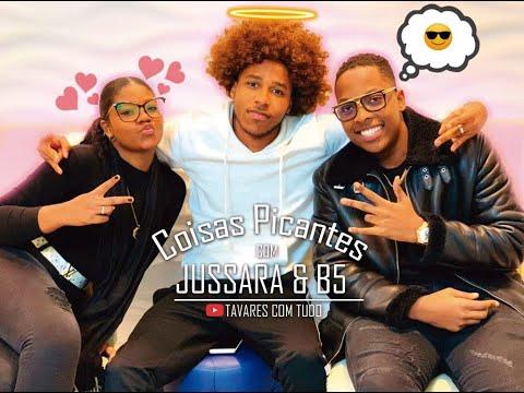 COISAS PICANTES COM JUSSARA PACHECO E B5 !!!