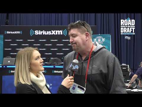 Nfl On Sirius >> Nfl Combine 1 On 1 Sirius Xm Nfl Radio S Jim Miller Youtube