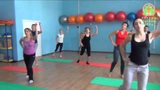 Фит-микс для похудения, студия Марины Корпан Пермь