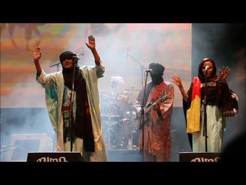 Tinariwen no festival mimo em Amarante 2017...