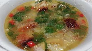 🔴Очень Вкусный Суп с Горошком. Pea Soup Recipe.