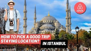 Gambar cover Where to stay in Istanbul vacation Safe places Guide (2020)