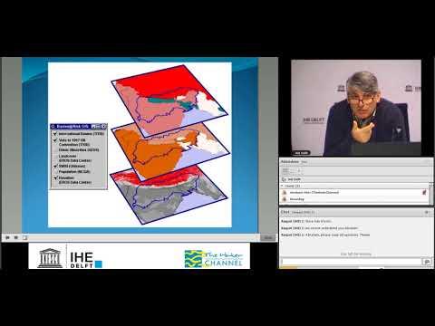 IHE Delft 💧 Alumni Online Seminar: Water Cooperation & Diplomacy