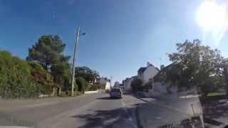 Driving In France - Bretagne - Saint-Pierre-Quiberon