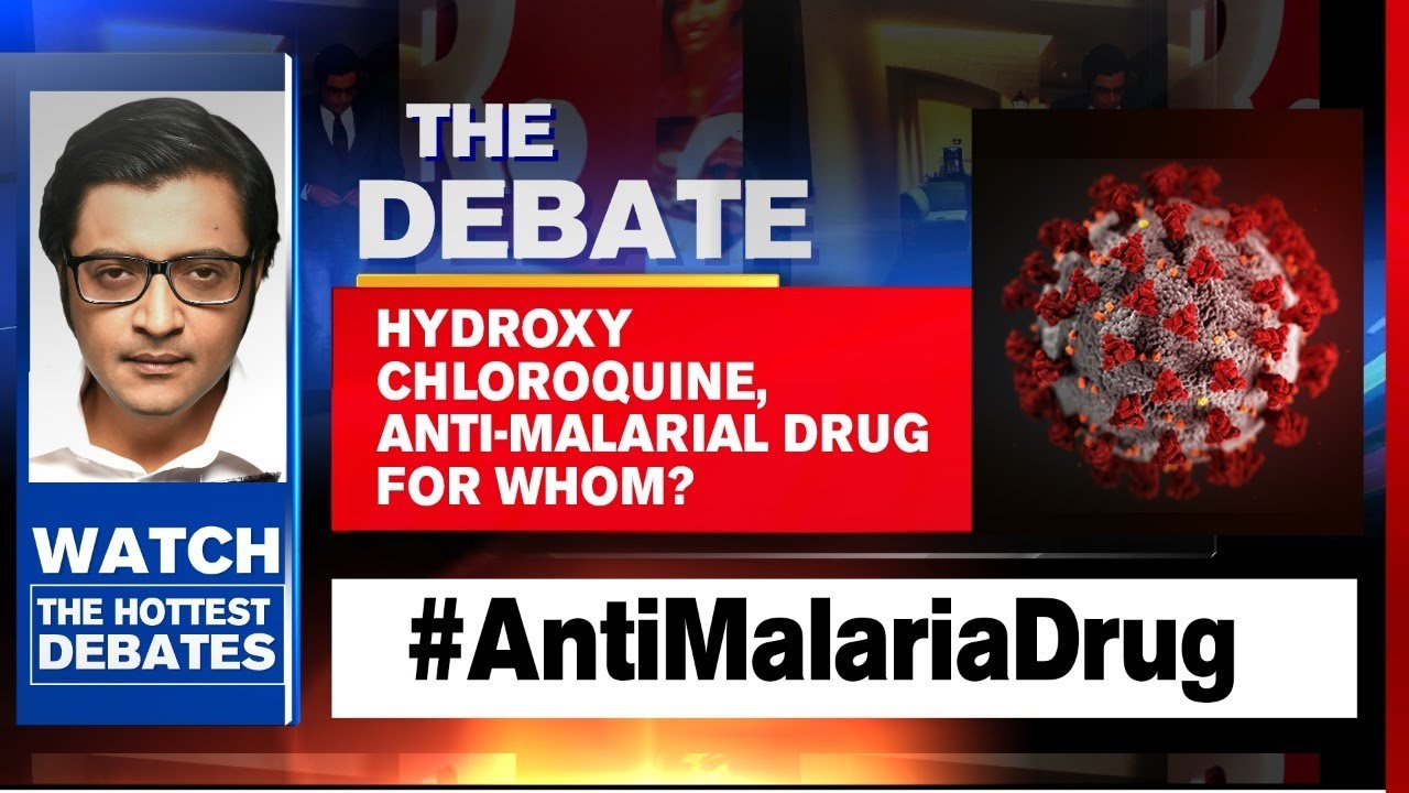 The hydroxychloroquine debate: Why is the malaria drug in the ...